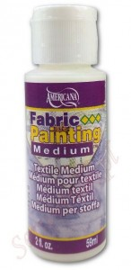 Primer klej do tkanin DecoArt Fabric Painting Medium 59ml