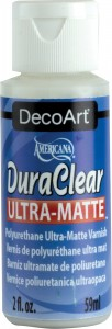 Lakier poliuretanowy DuraClear Ultra Matte Varnish 59ml