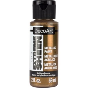 Farba metaliczna DecoArt Extreme Sheen ANTIQUE BRONZE 59 ml