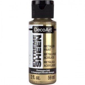 Farba metaliczna DecoArt Extreme Sheen CHAMPAGNE GOLD 59 ml