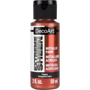Farba metaliczna DecoArt Extreme Sheen COPPER 59 ml