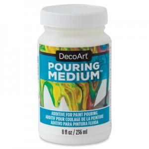 Medium do pouringu DecoArt POURING MEDIUM 236ml