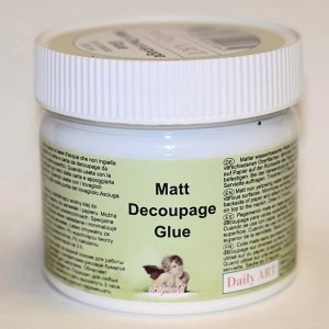 Klej do decoupage DailyArt matowy 300ml