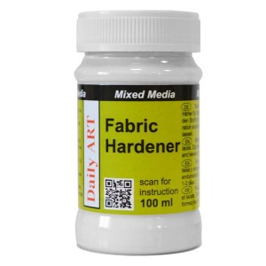 Medium do utwardzania tkanin DailyArt FABRIC HARDENER 100ml