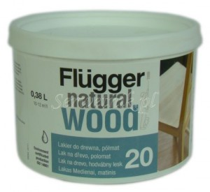 Flugger Natural Wood Lakier do drewna 0,38l