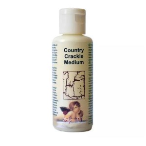 Jednoskładnikowy preparat do spękań DailyArt Crackle Country Medium 50ml