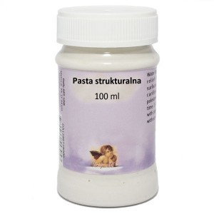 Pasta strukturalna DailyArt STRUCTURE PASTE gładka 100ml