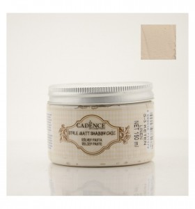 Pasta strukturalna Relief paste style Shaby-Chic Cadence LINEN 150ml