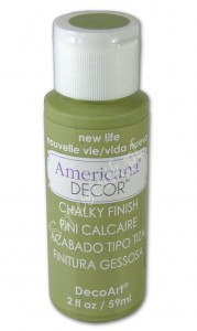 Farba kredowa Americana Decor Chalky Finish New Life 59ml ADC14