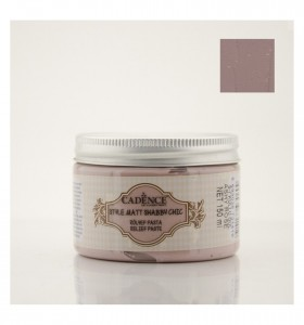 Pasta strukturalna Relief paste style Shaby-Chic Cadence ASHY ROSE150ml