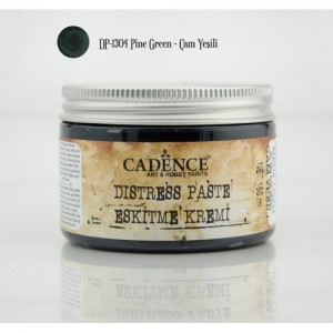 Pasta postarzająca Distress Paste Cadence PINE GREEN 150ml
