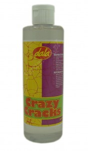 Jednoskładnikowy preparat do spękań Dala Crazy Cracks 250ml