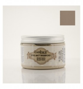 Pasta strukturalna Relief paste style Shaby-Chic Cadence BARAQUE 150ml