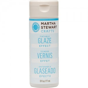Medium do farb Marta Stewart Tintable Glaze Effect 177ml