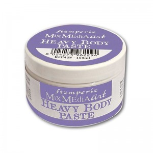 Pasta strukturalna Stamperia MixMedia Heavy Body Paste  150ml