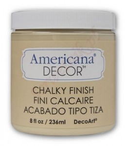 Farba kredowa Americana Decor Chalky Finish Timeless 236ml ADC04