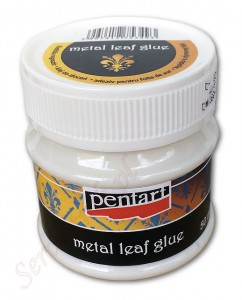 Klej do złoceń Pentart METAL LEAF GLUE 50ml