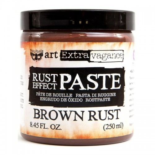 Efekt rdzy Prima RUST EFFECT PASTE brązowa 250ml